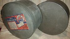 RARE WW2 CHRISTMAS WILLOW SOLDIERS CAKE TIN