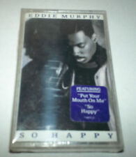 Eddie Murphy- So Happy- Cassette - SEALED