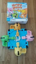 HUNGRY HIPPOS GAME COMPLETE LOVELY CONDITION MB GAMES 2009 PRESCHOOL GAME 4+