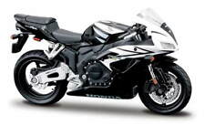 HONDA CBR1000RR in Black - 1:18 Die-Cast CBR 1000RR Motorbike Model by Maisto