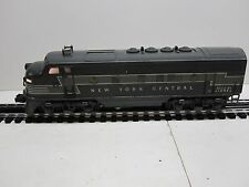 LIONEL POSTWAR 2344 NEW YORK CENTRAL POWERED A UNIT WITH SCREEN VENTS