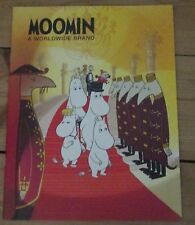 Moomin promotional booklet, new