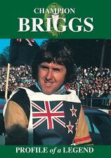 Champion Barry Briggs - Profile of a legend (New DVD) Motorcycle sport Speedway