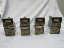 BARBER COLMAN 520 SOLID STATE CONTROLLER 522E (LOT OF 4) ***FOR PARTS***