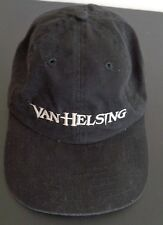 VAN HELSING Movie Promotional Crew Hat Cap 2004 Adjustable FREE SHIPPING