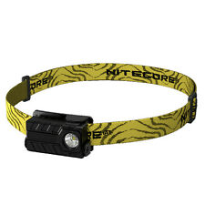 Nitecore NU20 360Lm USB Rechargeable Headlamp XP-G2 S3 -Optional Color Choices