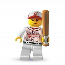 LEGO #8803 Mini figure Series 3 BASEBALL PLAYER