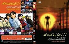 Evangelion 1:11 & 2:22; Chapters 1-44, English Audio, Free USA Shipping