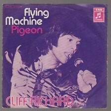 "7"" Cliff Richard flying machine/Pigeon EMI Columbia 1c 006-04 846"