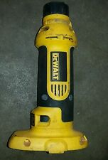Dewalt  DC550 cordless  Cut Out Tool 18v TESTED ...tool only