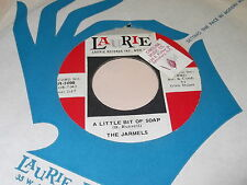 The Jarmels: A Little Bit Of Soap / The Way You Look Tonight (Swing Time) 45