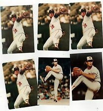 VINTAGE JIM PALMER Photograph Lot PHOTOS Photo BALTIMORE ORIOLES MLB Baseball