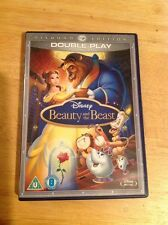 Beauty And The Beast (Blu-ray and DVD Combo, 3 Disc Set) Gold Oval Classic 30