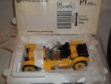 Franklin mint stutz bearcat 1915 jaune mint & boxed