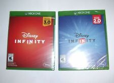 DISNEY INFINITY 2.0 & 3.0 Game Disc Brand New Sealed in Case Xbox ONE Star Wars