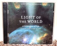 Light of the World A Celebration of Life Mormon Tabernacle Choir Music CD 2 CD'S