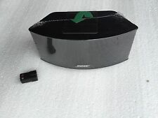 1 New Bose Jewel Horizontal Cube Speaker Black. Lifestyle 48,v35,535. + Adapter