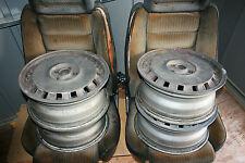 alfa romeo gtv6 balocco RARE Campignolos wheels rims wheel rim 1982 1983 2.5