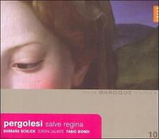 Pergolesi: Salve Regina, New Music