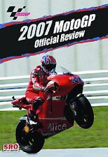 MotoGP 2007 DVD OFFICIAL REVIEW. 175 Mins. Color. NTSC. FREE SHIPPING. D4302