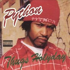 Python-Thugs Holyday  CD NEW