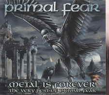 "PRIMAL FEAR ""Metal Is Forever - The Very Best Of Primal Fear"" 2CD (Digipak)"