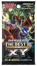"""PRE ORDER """" Booster Pokémon The Best of XY - Japonais """" PRE COMMANDE"""