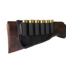 Tourbon Gun Stock Holder Neoprene 6 Shotgun Cartridge Loops Ammo 12GA in USA