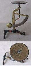VINTAGE OLD GERMAN TABLE LEVER POSTAL LETTER SCALES BALANCE / 100 g / J. MAUL