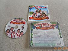 CD  Orig. Südtiroler Spitzbuam - Heimat in Herzen  12.Tracks  2003  110