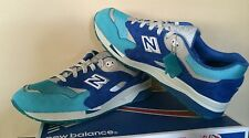 NEW BALANCE x NICE KICKS 1600NK GRAND ANSE Sz 12 Blue 1600s nicekicks fieg