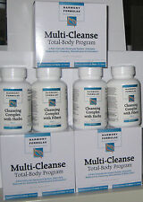 (3) MULTI CLEANSE kits,HARMONY FORMULAS * DUAL ACTION CLEANSE* READ PHOTO INFO