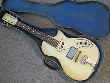 Supro 1507 Super Single CHITARRA ELETTRICA - 1961-USA-GRANDE BLUES!