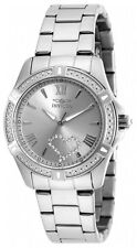 Invicta Angel Silver Dial Stainless Steel Ladies Watch 20321