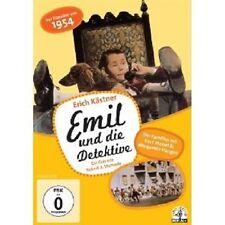EMIL & DIE DETEKTIVE (1954) DVD ERICH KÄSTNER NEU