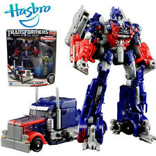 TRANSFORMER OPTIMUS PRIME MECHTECH HASBRO ROBOT TRUCK CAR ACTION FIGURES KID TOY