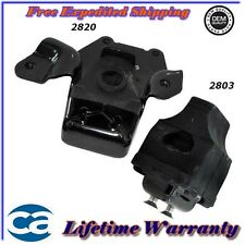 Transmission Motor Mount Set Fit 95/05 Chevrolet Cavalier Pontiac 2.2L 2.3L 2.4L