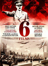 Why Hitler Lost WWII : 6 Films (DVD, 2014) New