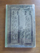 FROM OPIUM FIEND TO PREACHER by A.P. Quirmbach -1st HC 1907 - drugs China