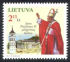Lithuania 2011 Pope John Paul II/People 1v (n31977)