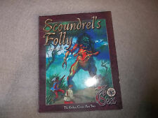 7th Sea RPG Scoundrel's Folly