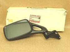 NOS New Kawasaki 1989-1990 ZX1000 1987-1990 ZX750 Left Side View Mirror Assembly