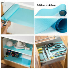 Cabinet Protective Mat Pantry Shelves Closets Drawers Kitchen Furniture Deco NEW