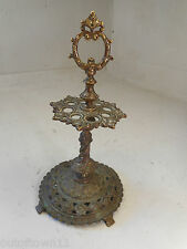 Antique Brass Sewing Tool Holder   ref 1628   12/4KP24ay