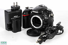 Nikon D7000 Digital SLR Camera Body w/ Battery & Charger