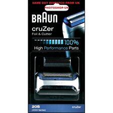 100% Genuino Braun Cortador de Papel de Aluminio y 20S para 2000 Series Cruzer máquinas de afeitar