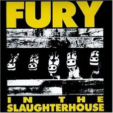Fury in the Slaughterhouse Kick it out (1989; 3''/5''-case) [Maxi-CD]