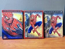 Spider-Man 3 (3-Disc Widescreen Deluxe Edition)w/Slipcover and Booklet  LIKE NEW