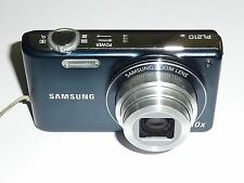Samsung EC-PL210 Digital Camera 10x Zoom - AS IS - TAKES GREAT PICTURES