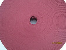 """5 METRE X BIAS BINDING-25MM/1"""" WIDE-CHOICE OF COLOURS-LIST 2 TAPES"""
